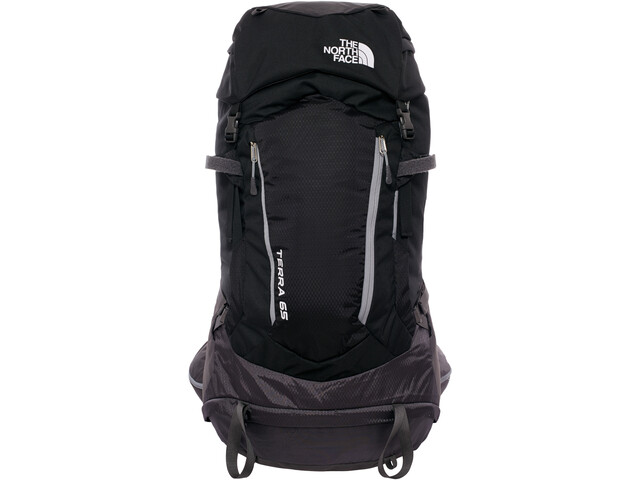 The North Face Terra 65 Backpack S/M TNF Black/Asphalt Grey